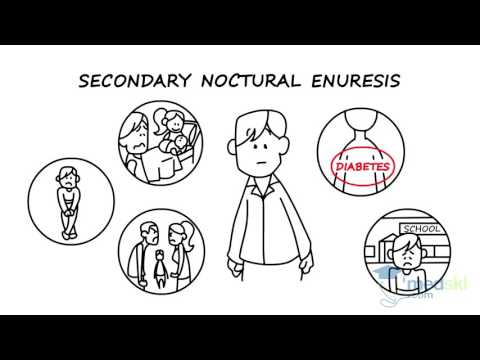 Pediatrics – Enuresis: By Chris Cooper M.D.