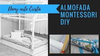 Almofada Rolinho Montessori