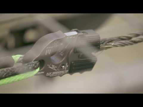 Factor 55 UltraHook XTV  Тестирование стального троса на разрыв