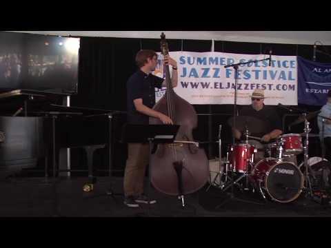 """Planet D Nonet, """"C Jam Blues"""" LIVE@ Summer Solstice Jazz Festival 2017"""