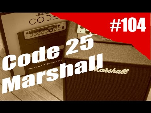 Rig on Fire - #104 -Marshall Code 25