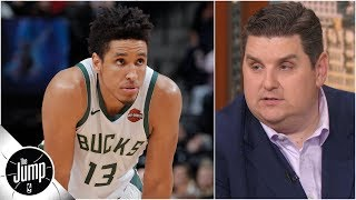 Pacers acted in good faith with Malcolm Brogdon signing - Brian Windhorst | The Jump