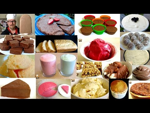 2 INGREDIENT RECIPES - MORE THAN 20 EASY RECIPES FROM ICE CR