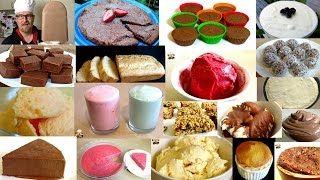 2 INGREDIENT RECIPES - MORE THAN 20 HOMEMADE FROM ICE CREAM TO PIZZA DOUGH
