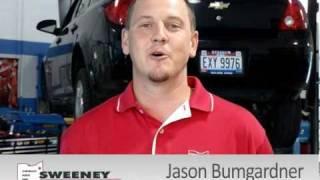 Sweeney Chevrolet Buick GMC Quick Service