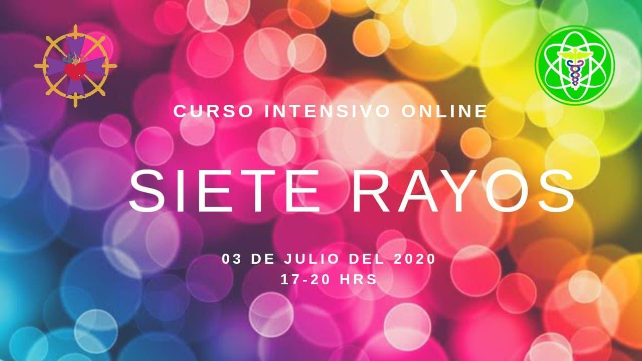 SIETE RAYOS- Seminario Online - Primera Parte