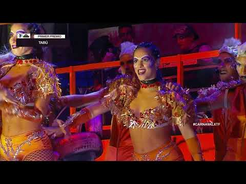 Ronda de Ganadores – Tabú – Carnaval 2020