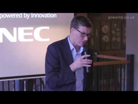 John Rosier, presenting at ShareSoc Richmond, May 2016