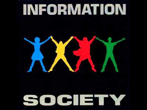 The Best of Information Society - by Dee Jay Jc