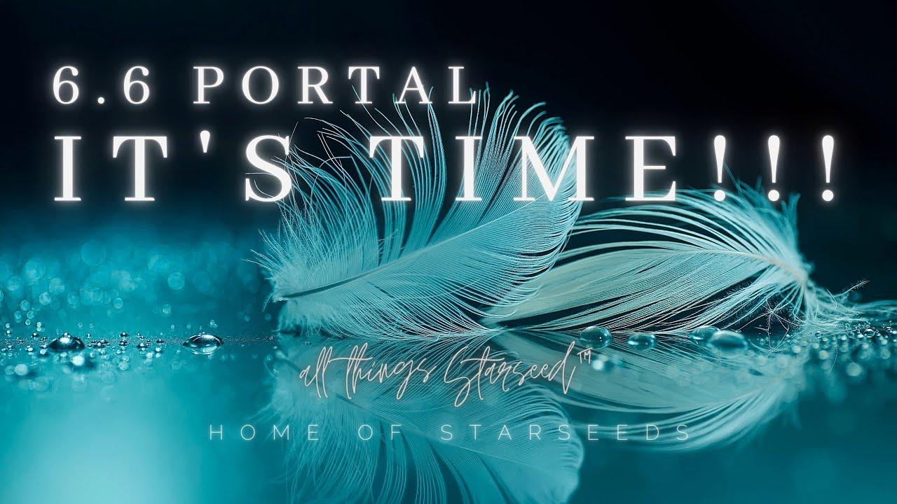 6.6 Portal. It's TIME!!!