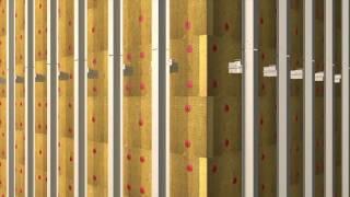 видео Конструкции навесных вентилируемых фасадов