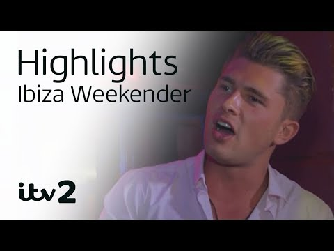 Is This the End for Jordan? | Ibiza Weekender | ITV2