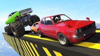 Угар на маленьких машинах! Гонки в GTA 5 Online | MYE