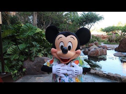 our-last-day-at-aulani-disney-hawaii-resort!-|-character-breakfast,-rainbow-reef-snorkeling-&-luau