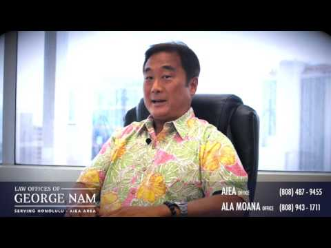 Estate Planning Lawyer Hawaii | Will And Trust Lawyer Honolulu | George Nam Law Office