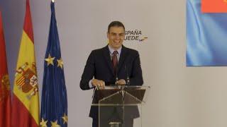 Sánchez celebra que los PGE hayan superado su primer trámite