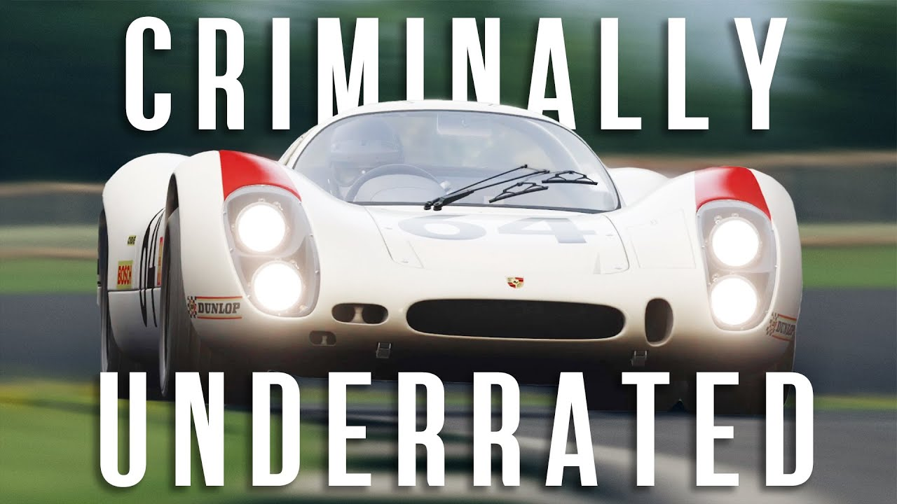 You Should Drive: Porsche 908 LH in Assetto Corsa