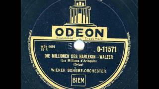 Wiener Bohème Orchester - Die Millionen des Harlekin