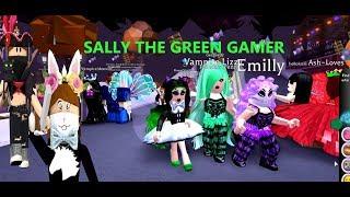 ME UNO AL DIRECTO DE SALLY GREEN GAMER//ROYALE HIGH//ROBLOX