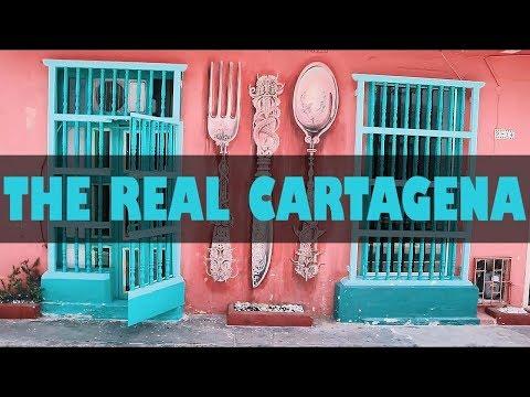 UNDERSTANDING THE REAL CARTAGENA, COLOMBIA