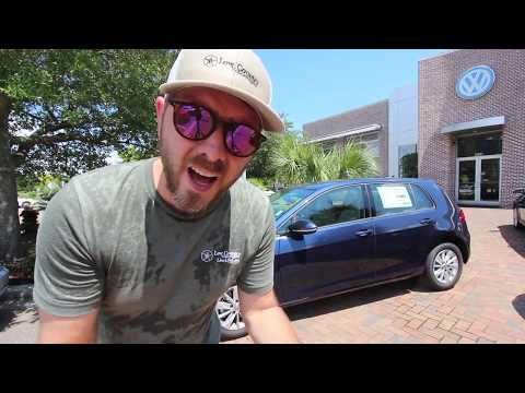 The Legendary Volkswagen GOLF - In Depth Review w/ Chad Dolbier