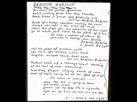 Me And The Heat - Babylon Babylon