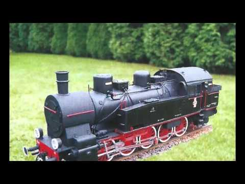 Gifts For Model Train Lovers – Railroad Model Plan Gifts