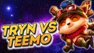 Tryn vs Teemo In Depth Guide - Tryn Only to High Elo #4 (League of Legends Patch 9.13)
