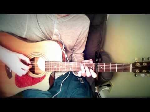 Cherry Wine- Hozier (Guitar Cover)