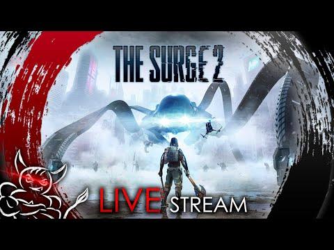 The Surge 2 - Боль, Бомбеж и Унижения [Стрим]