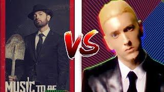 Godzilla VS Rap God | EMINEM