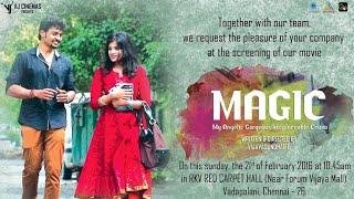 magic new tamil short film teaser 2016