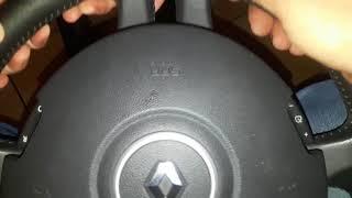Comment retirer le volant de votre Clio 3