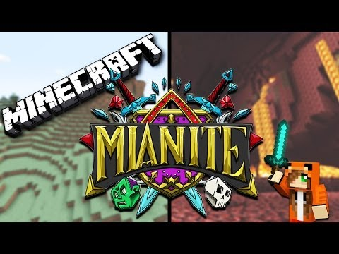 THE RAGE QUIT IS REAL!!!  - Minecraft Mianite W/ IIJERIICHOII, Syndicate & Captain Sparklez!!