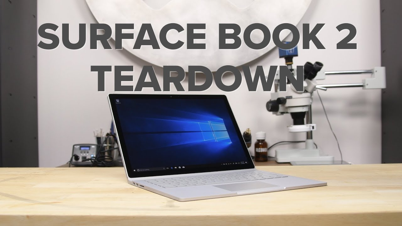 Breaking The Surface Book
