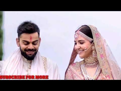 Whatsapp status | muje sajan ke ghar jana hai |virat and anushka  wedding | 30 secound video.....