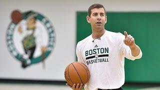 Brad Stevens Boston Celtics Late Game Offense