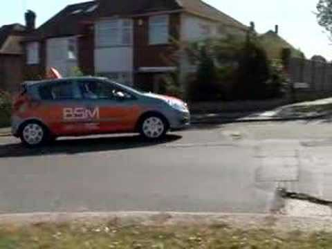 Driving Lessons - Roundabouts - Learning to drive - BSM