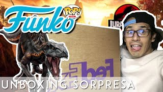 UNBOXING SORPRESA FUNKO POP JP Y JW - SMASH GEEK POP