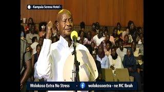 CATHERINE KUSASIRA makes history as President Museveni splashes money in her Concert