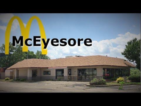 McEyesore - Abandoned McDonalds Update - New Philadelphia Ohio