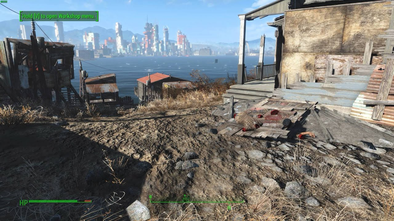 Move that Workbench at Fallout 4 Nexus - Mods and community