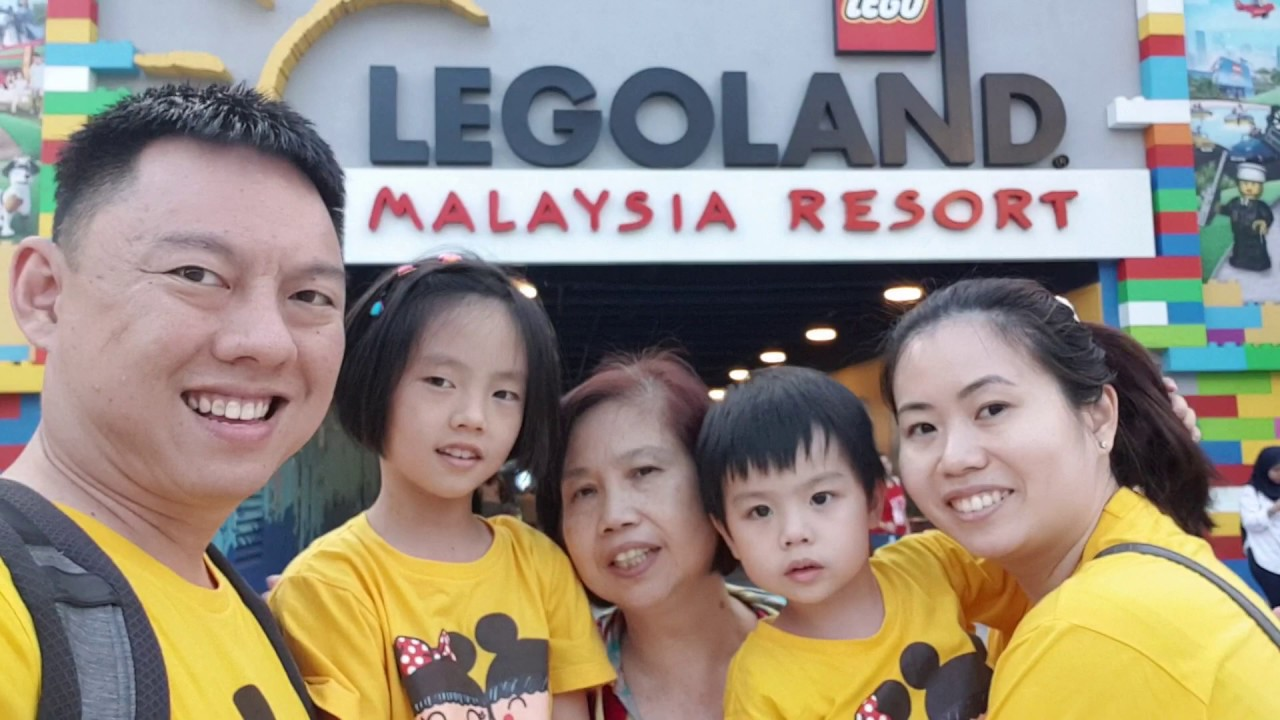 A trip to Legoland Malaysia - Dec 2019 - YouTube