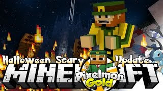 Minecraft Pixelmon Gold #12