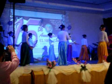 "Youth of El Shaddai Dubai (Dance Ministry ' People Just Like Us"")"