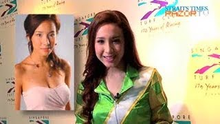 Avena: Part-Fiona Xie, part-Christy Chung (Turf Belles 2012 Ep 2.4)