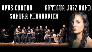 Sandra Mihanovich, Spiritual Blues & Jazz - Mean Mistreater Mama