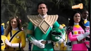 Power Rangers Super Megaforce - Extrait VF - Préparation pour la Bataille Légendaire