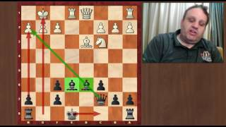 Cemil Can Ali Marandi - Ben Finegold, 2017 Saint Louis Winter Classic, Round 2