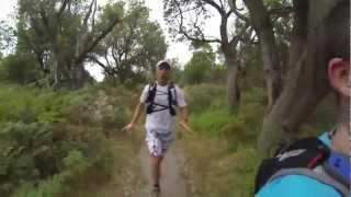 Video Race Report - Two Bays Trail Run - 2012 (1080 Hd)